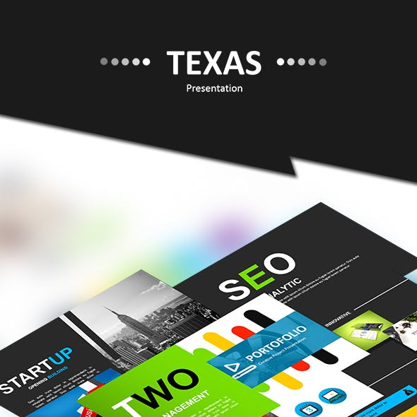 TEXAS - Powerpoint Business Presentation