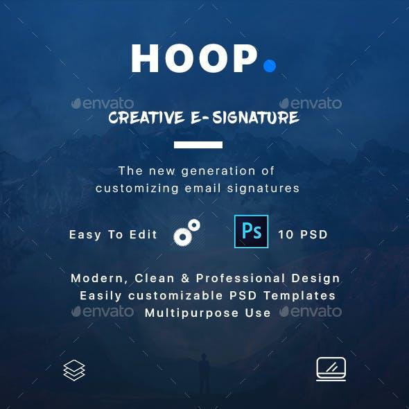 Hoop - E-Signature
