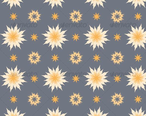 Starburst Pattern - Patterns Decorative