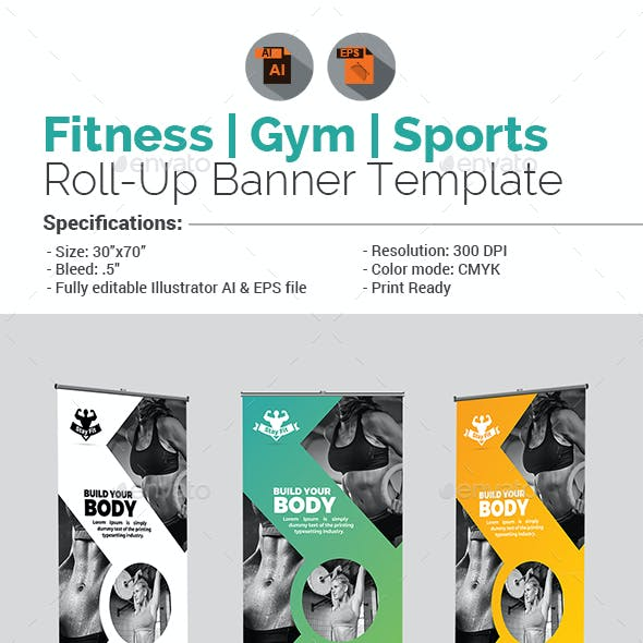Fitness Roll Up