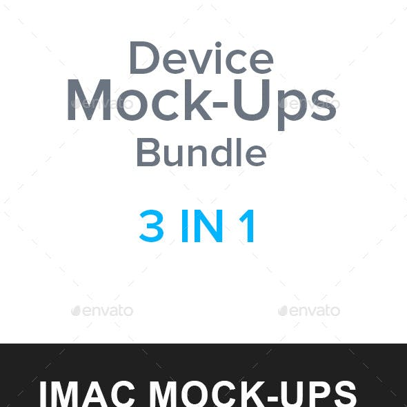 Device Mock-Ups Bundle
