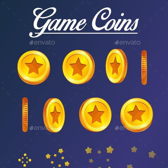 Game Coins GUI Kit
