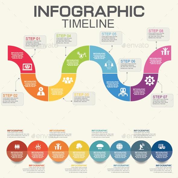 Infographics Timeline - Infographics