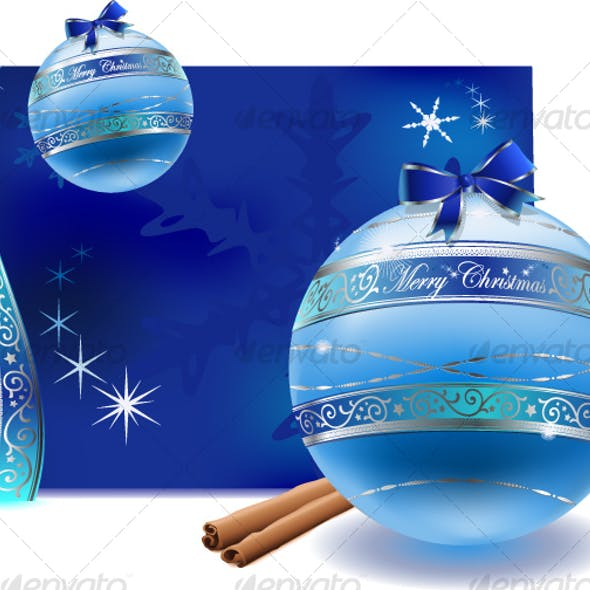 christmas deco background
