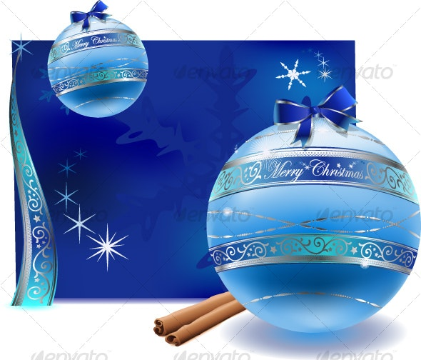 christmas deco background - Christmas Seasons/Holidays