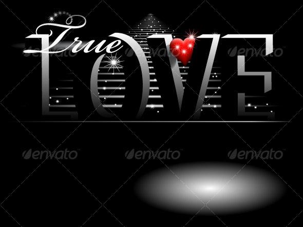 true love backgournd - Valentines Seasons/Holidays