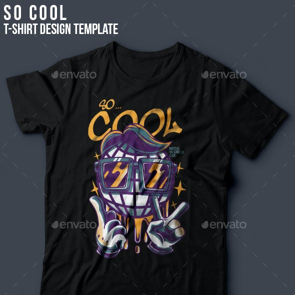 So Cool T-Shirt Design