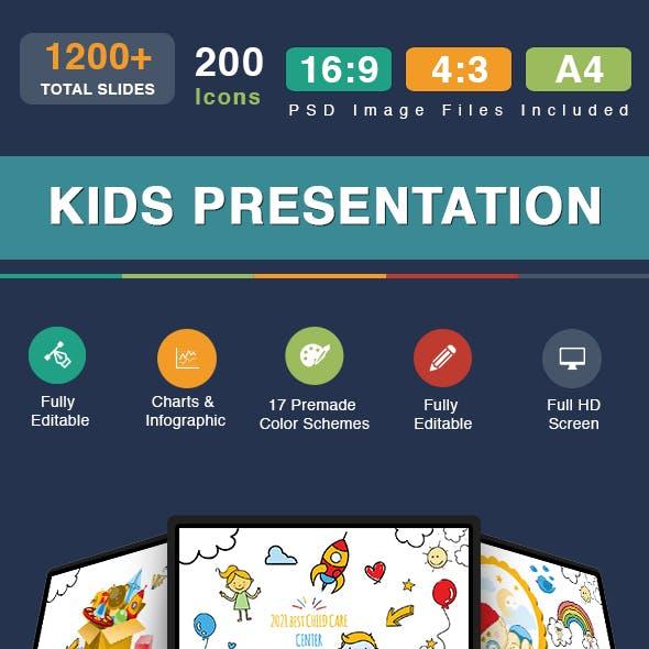 kids Presentation Template