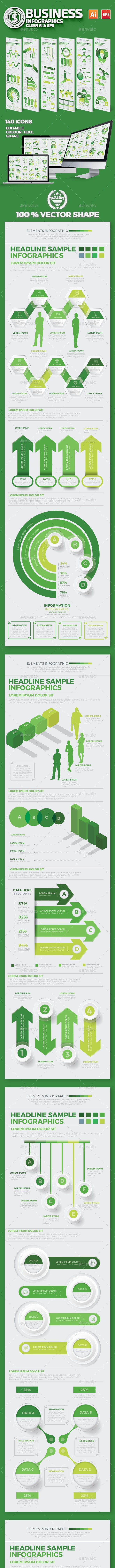 Business Infographics Design - Infographics