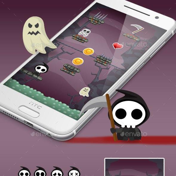 Death Jump Game Kit