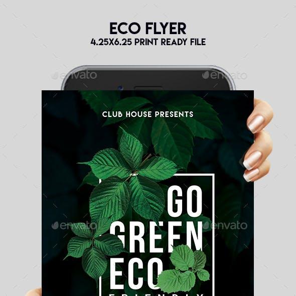 Eco Flyer