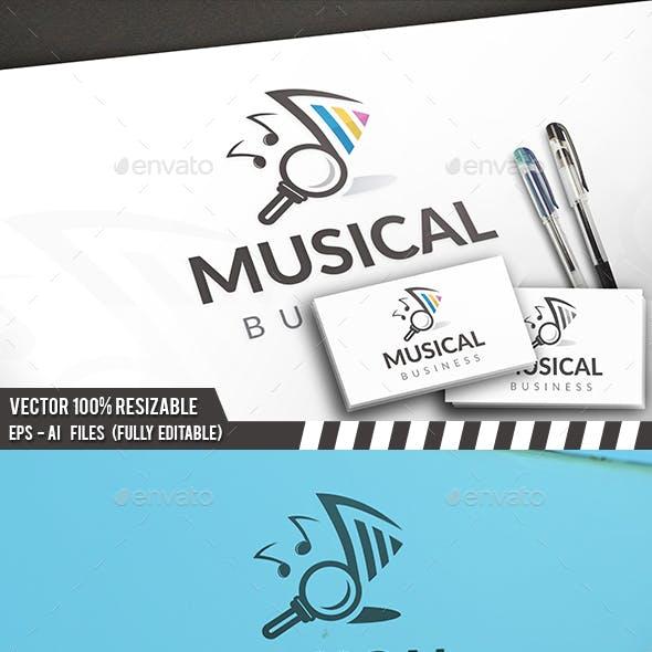 Music Finder Logo