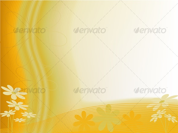 Abstract floral background - Backgrounds Decorative