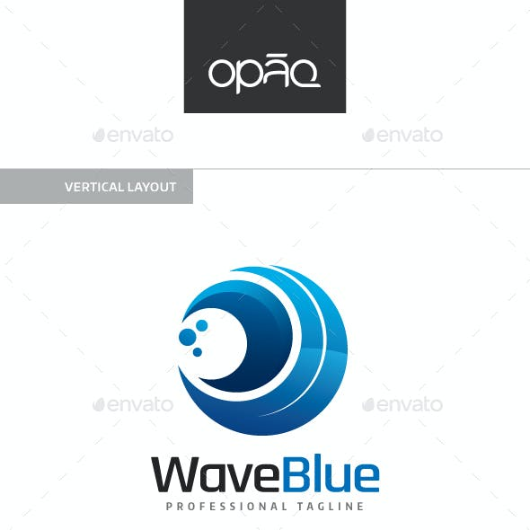 Wave Blue Logo