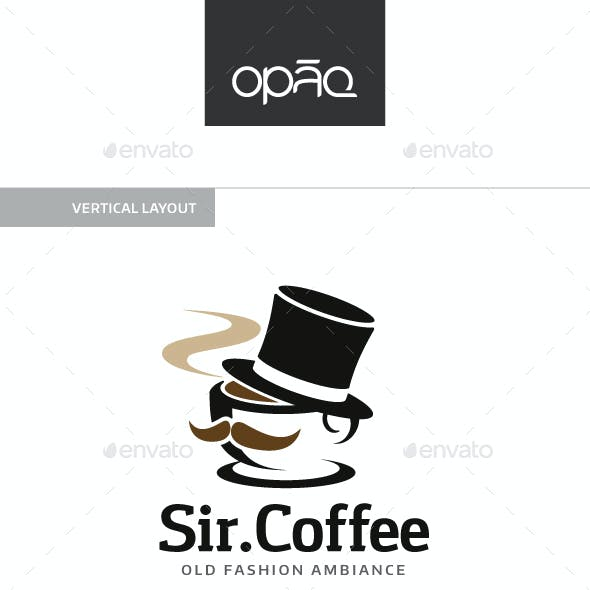 Sir Coffee Logo