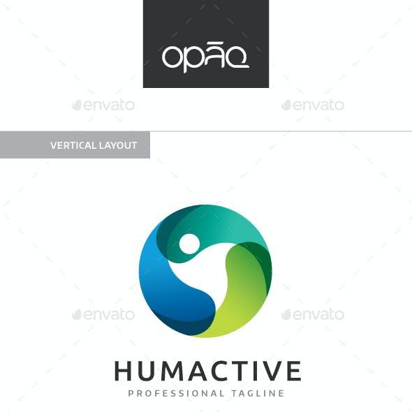 Humactive Logo