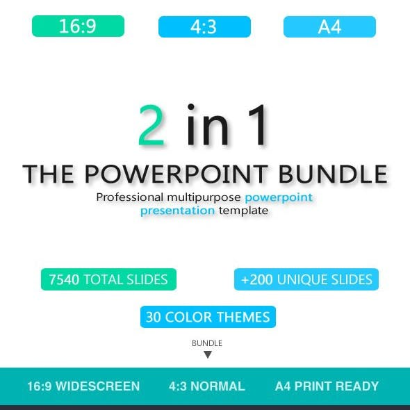 Bundle - Creative Templates