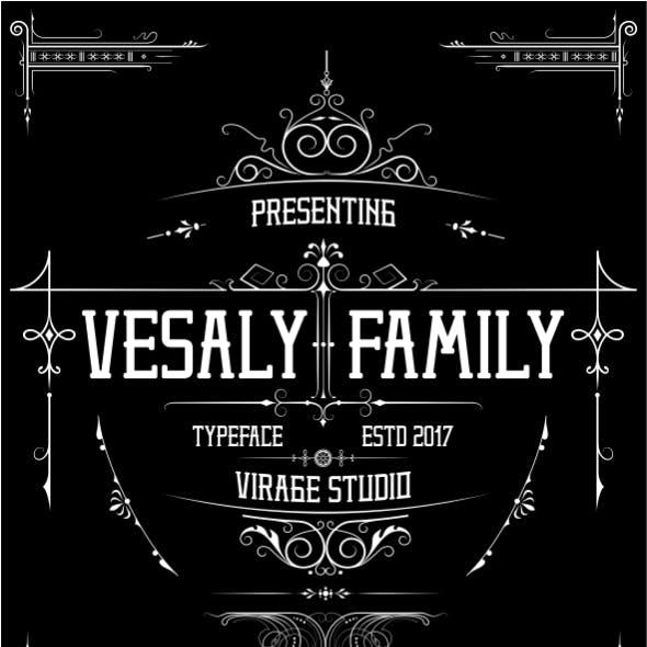 Vesaly Family