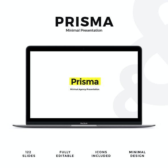 Prisma - Minimal Presentation