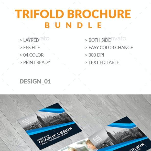 Tri fold Brouchure