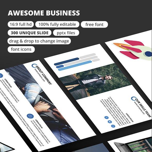 Business - PowerPoint Presentation