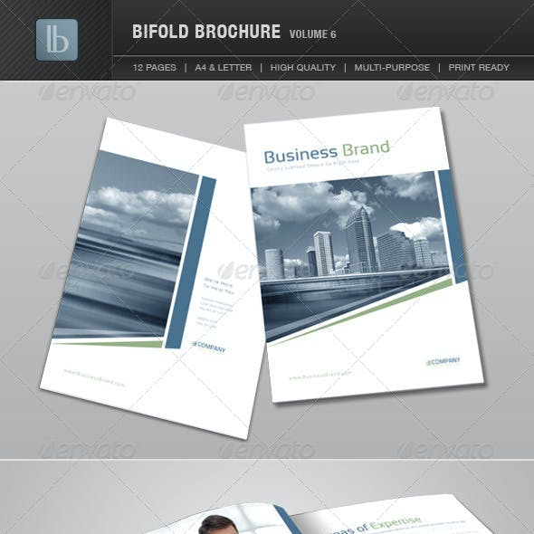 Bifold Brochure | Volume 6