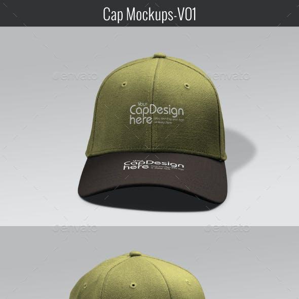 Cap Mock-up V01