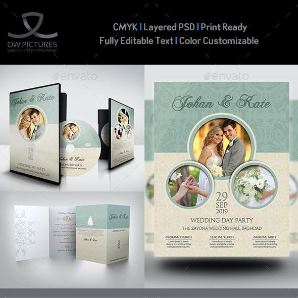 Wedding Party Bundle Vol.6