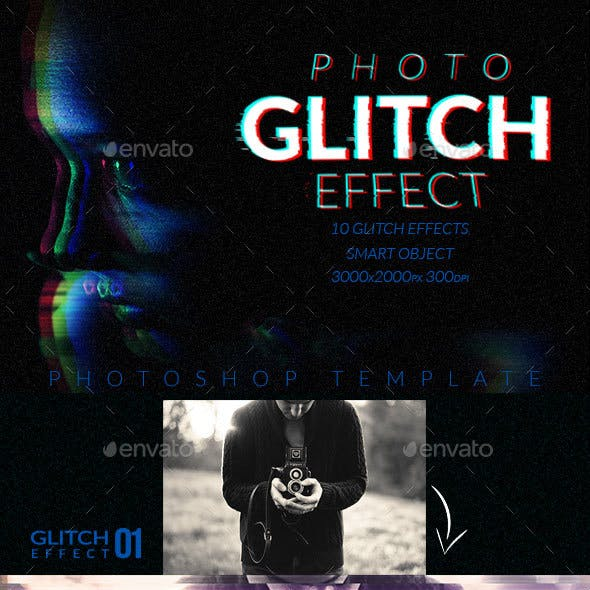 Glitch Effect Creator