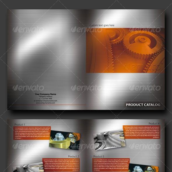 Brushed Aluminium Brochure