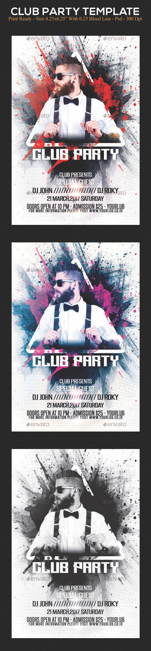 Club Party - Clubs & Parties Events