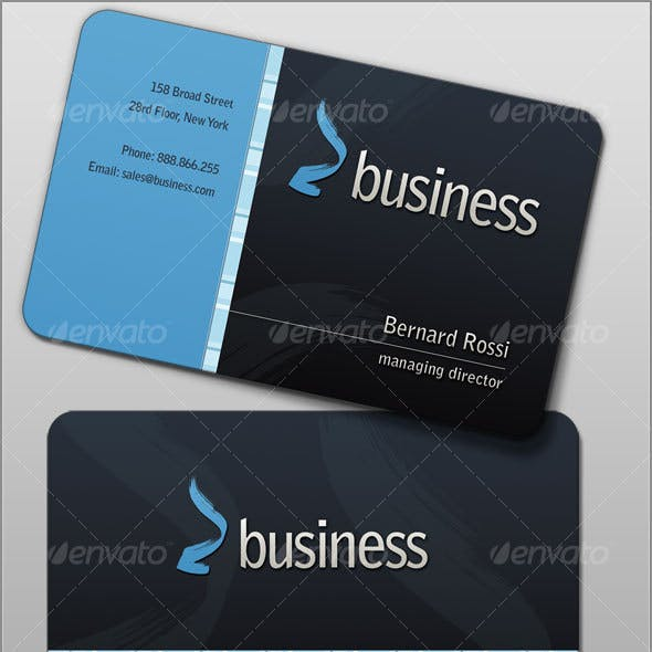 Rossi Business Cards