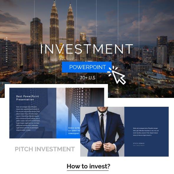 Investment - PowerPoint Presentation