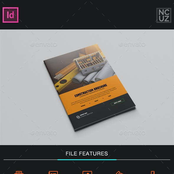 Brochure Construction Company