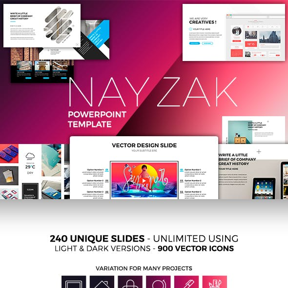 Nayzak PowerPoint Template
