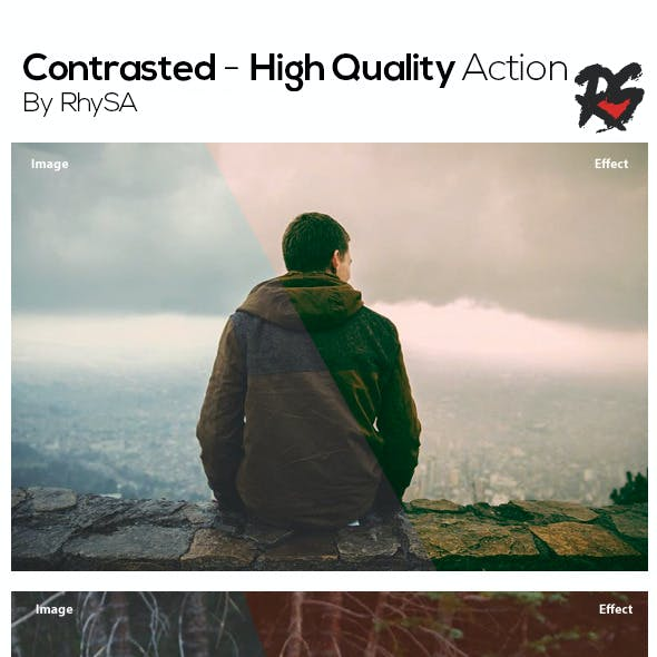 Contrasted - High Quality Action