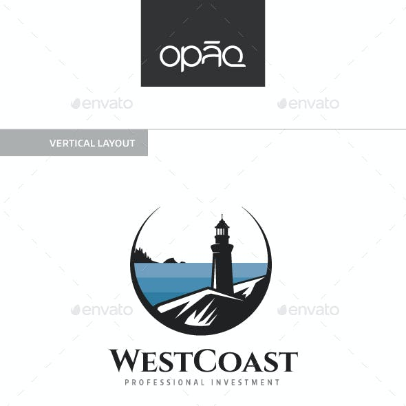 West Coast Lighthouse Logo