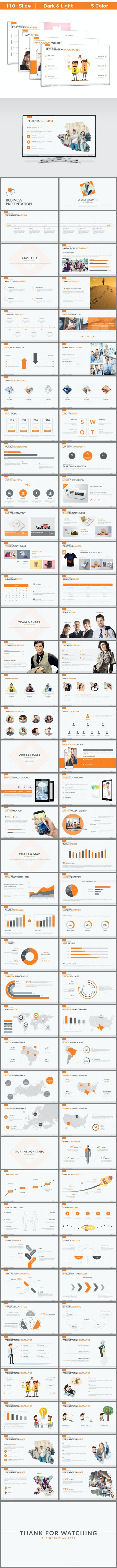 Business Plan 2017 Presentation Templates - PowerPoint Templates Presentation Templates
