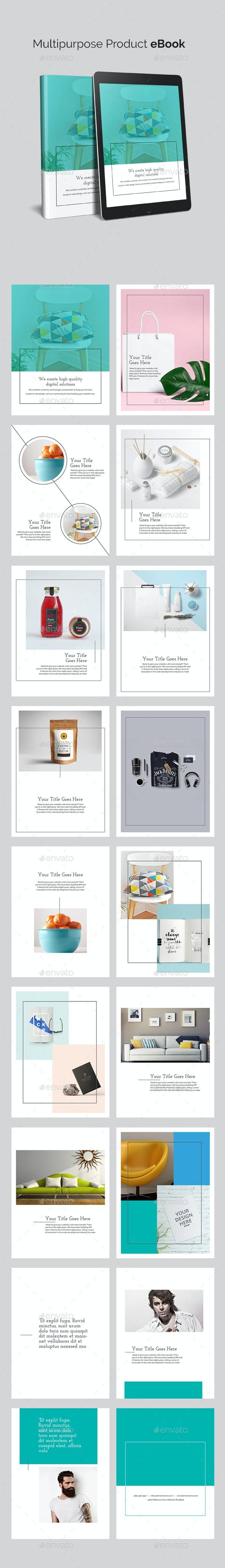 Multipurpose Product eBook - ePublishing
