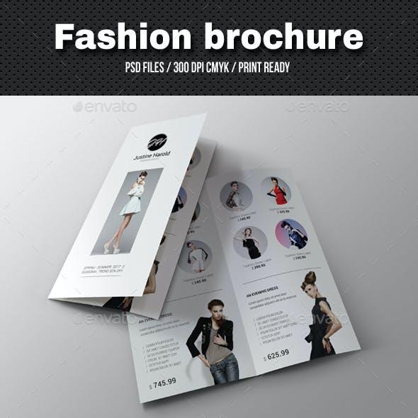 Fashion Bi-Fold Brochure 02