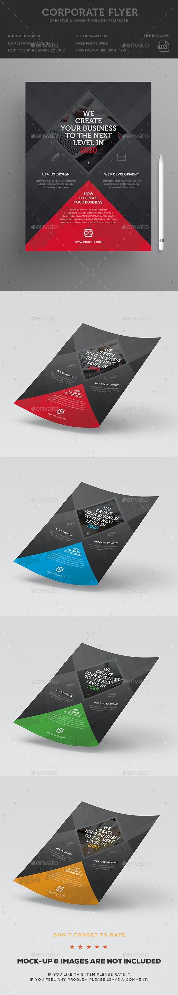 Flyer - Flyers Print Templates