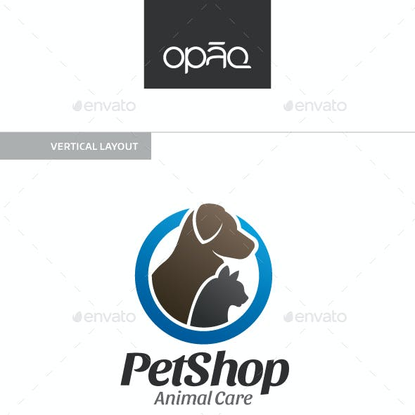 Animal Pet Shop Logo
