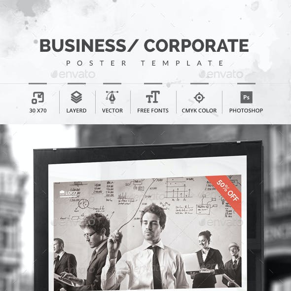 Corporate Poster