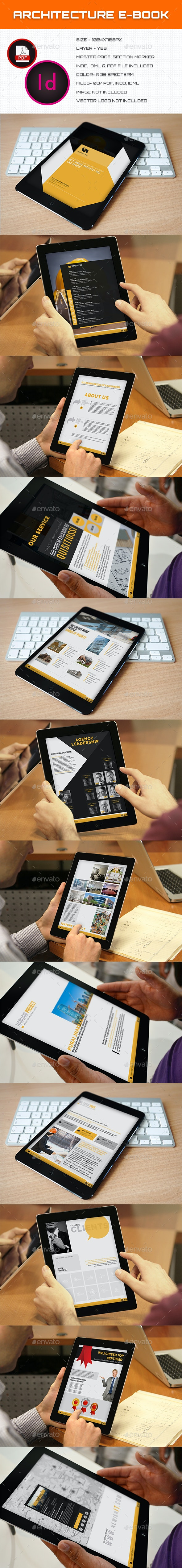 Architect Profile E-book - Digital Books ePublishing