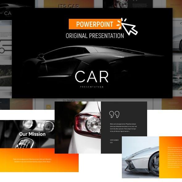 Car Powerpoint