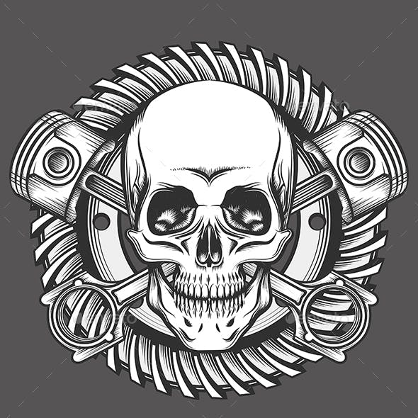 Mechanic Tattoo Designs From Graphicriver