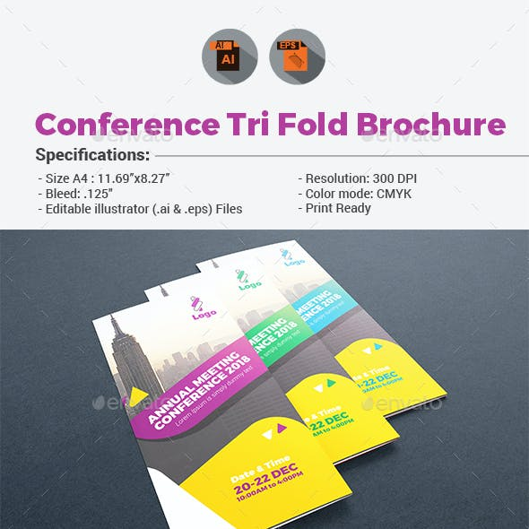 Event/Conference Brochure