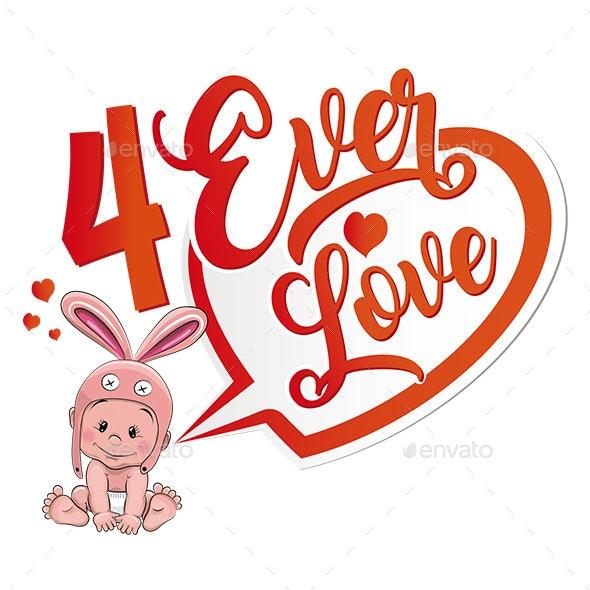 Forever Love Logo - Miscellaneous Seasons/Holidays