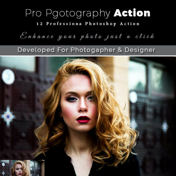 Pro Photography Action