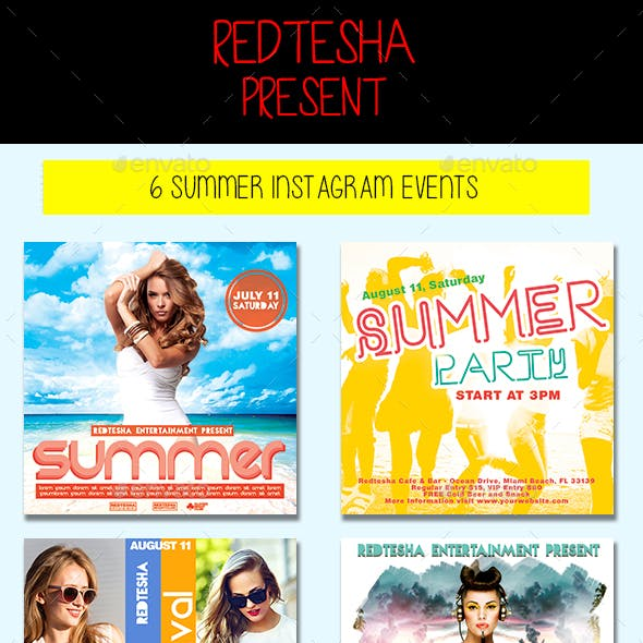 Summer Banner Event